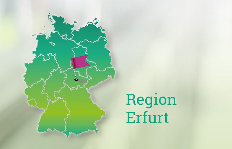 Region Erfurt